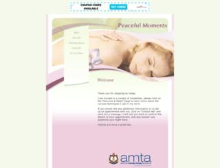 heidihagan.amtamembers.com screenshot