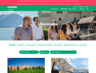 heihei-ulkomaille.fi screenshot