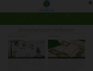 heilbronn-links.de screenshot