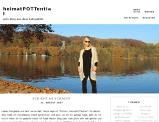 heimatpottential.blogspot.com screenshot