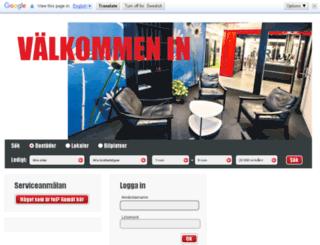 heimstadenv3.capitex.se screenshot