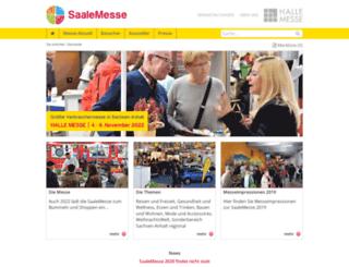 heimtiermesse.halle-messe.de screenshot