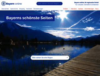 heiraten2.bayern-online.de screenshot
