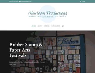 heirloompro.com screenshot