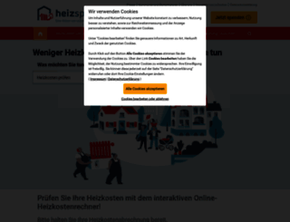 heizspiegel.de screenshot