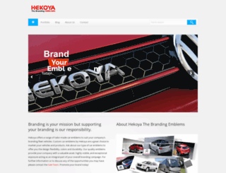 hekoya.com screenshot