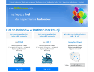helbalonowy.com screenshot