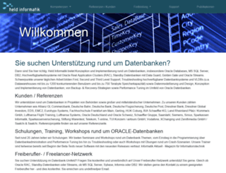 held-informatik.de screenshot