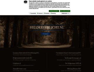 helderverlicht.nl screenshot