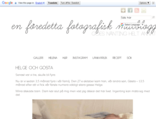 helenaljunggren.com screenshot