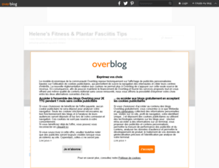 helene-rolles.overblog.com screenshot