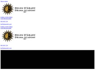 helenogrady.co.uk screenshot