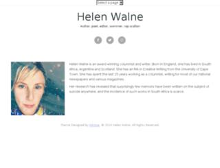 helenwalne.co.za screenshot