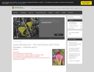 heliamphora.com screenshot