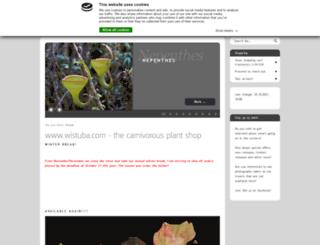 heliamphora.de screenshot