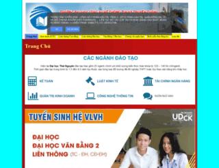 helienthong.edu.vn screenshot