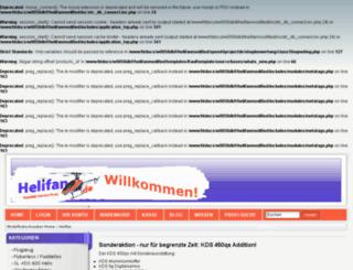 helifan.de screenshot
