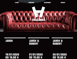 heligonka.cz screenshot
