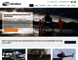 heliholland.nl screenshot