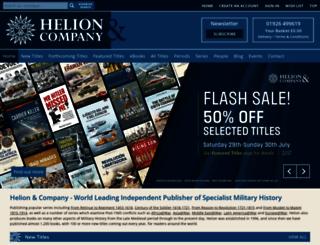 helion.co.uk screenshot