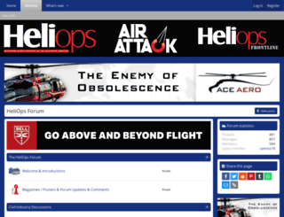 heliopsforum.com screenshot