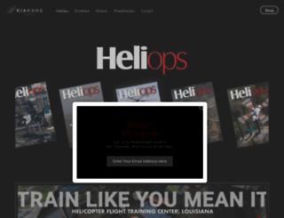 heliopsmag.com screenshot