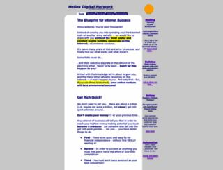 heliosdigital.net screenshot