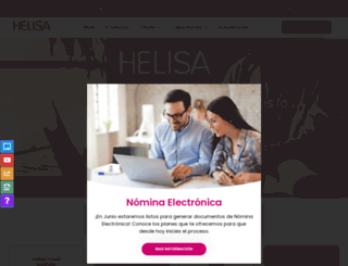 helisa.com screenshot