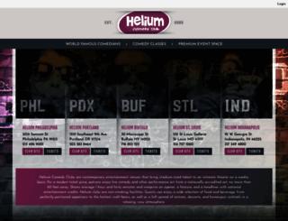 heliumcomedy.com screenshot