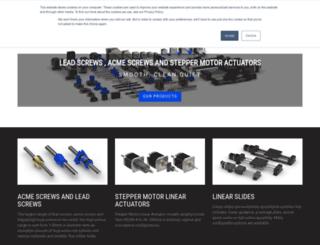helixlinear.com screenshot