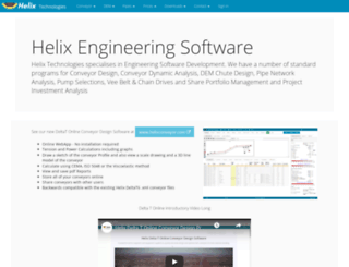 helixtech.com.au screenshot
