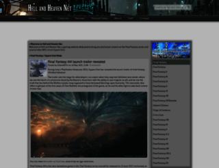 hellandheavennet.com screenshot