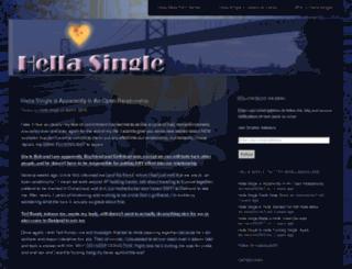 hellasingle.net screenshot