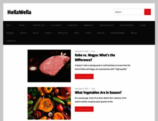 hellawella.com screenshot