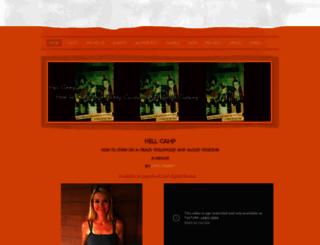 hellcamp.weebly.com screenshot