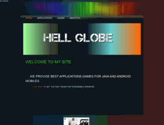 hellglobe.weebly.com screenshot