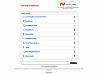 hello-kitty-market.com screenshot
