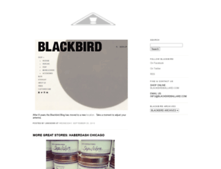 helloblackbird.blogspot.com screenshot