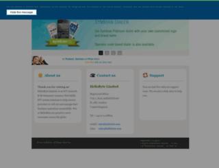 hellobyte.com screenshot
