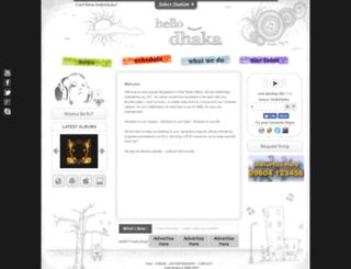 hellodhaka.net screenshot