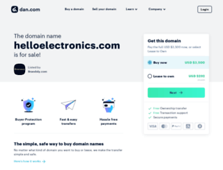 helloelectronics.com screenshot