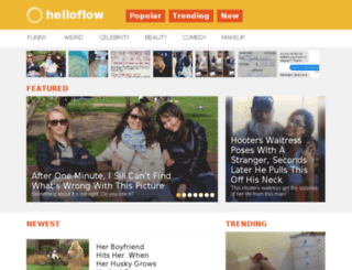 helloflow.tv screenshot