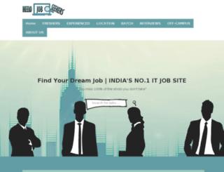 hellojobseekers.com screenshot