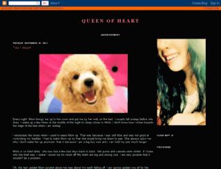 hellokaishin.blogspot.com screenshot