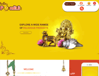 hellopunditji.com screenshot