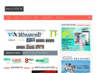 hellotechindonesia.com screenshot