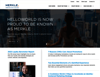 helloworld.com screenshot