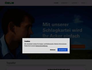 helm-software.de screenshot