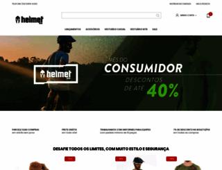 helmetsw.com.br screenshot