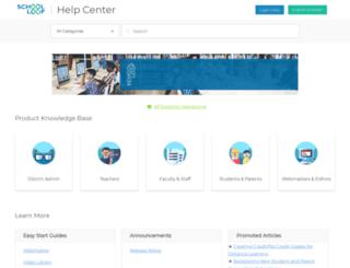 help-ca.schoolloop.com screenshot